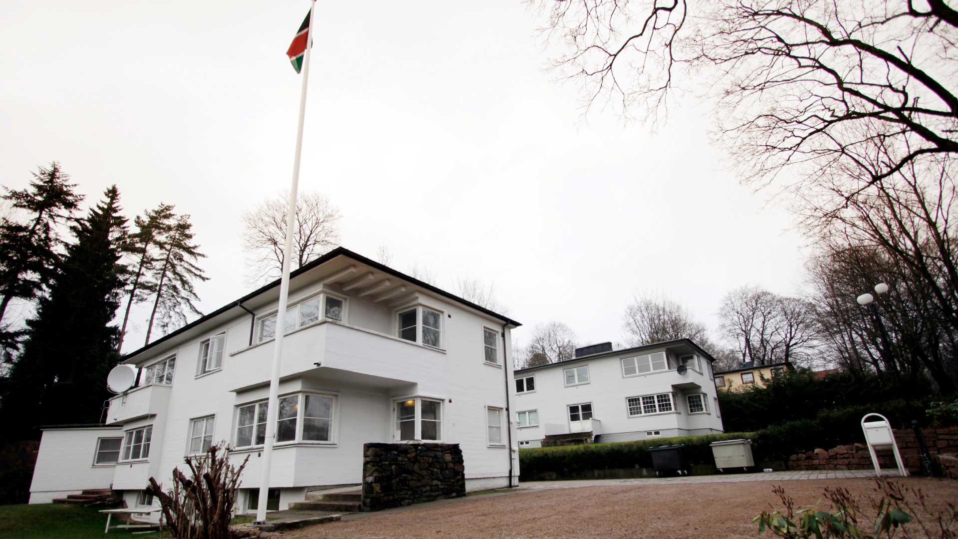 The Embassy of the Republic of South Sudan to the Royal Kingdom of Norway