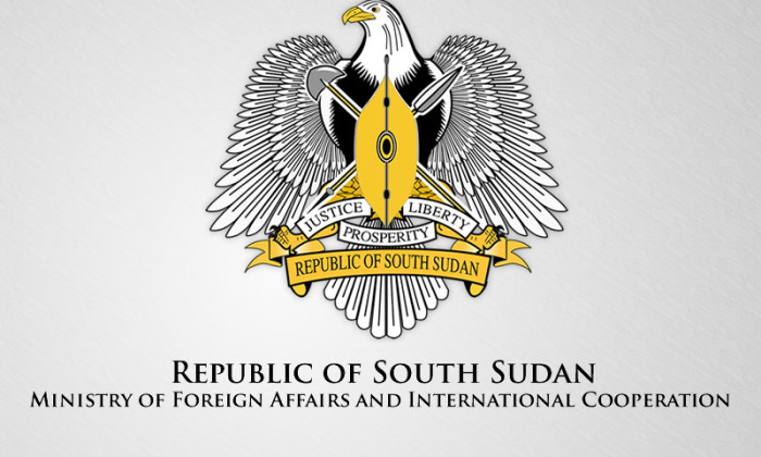 The Embassy of the Republic of South Sudan to the Royal